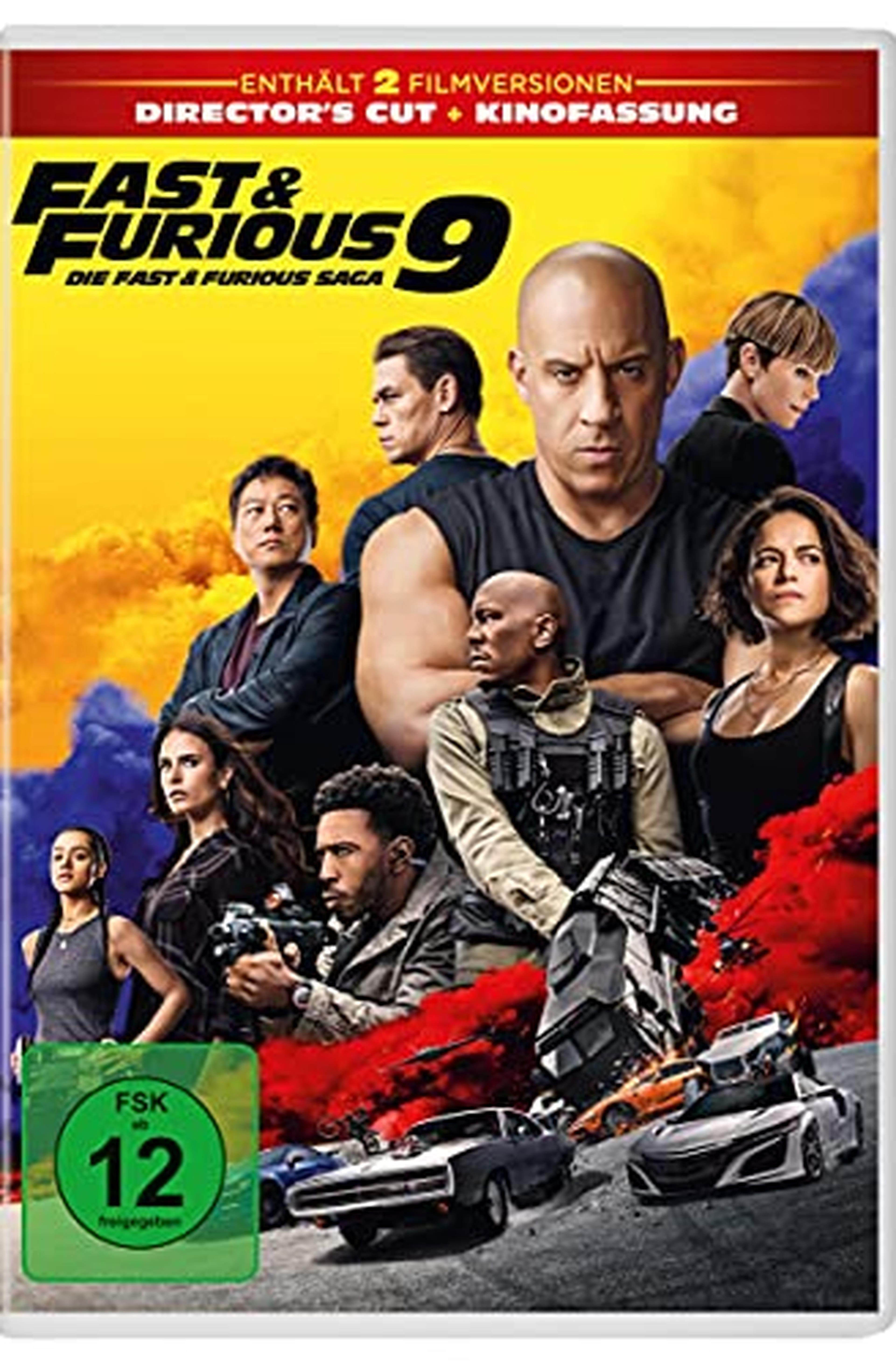 Fast & Furious 9 - Die Fast & Furious Saga