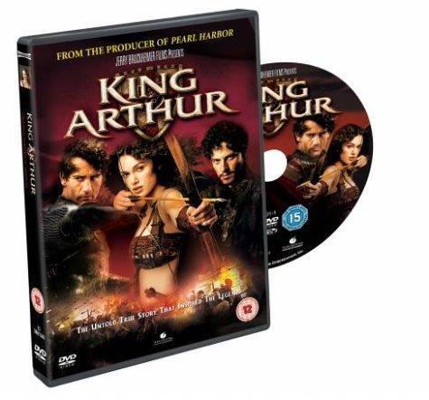 King Arthur [DVD] [Edizione: Regno Unito]
