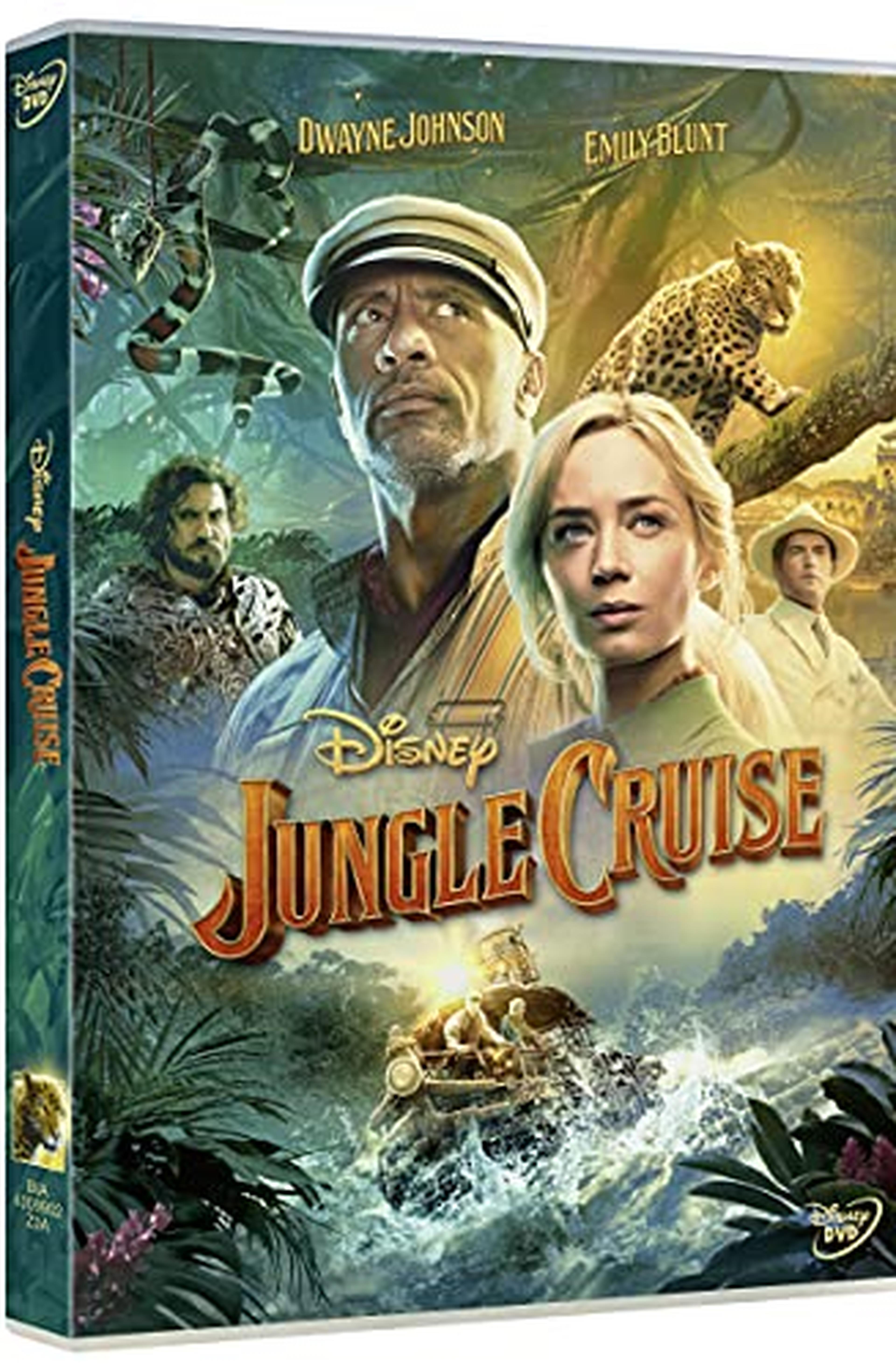 Jungle Cruise ( DVD)