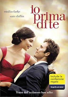 Io prima di te – Gift Pack  ( DVD)