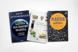 la sostenibilità in 11 libri fondamentali