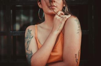 Copertina tatuaggi frasi d'amore