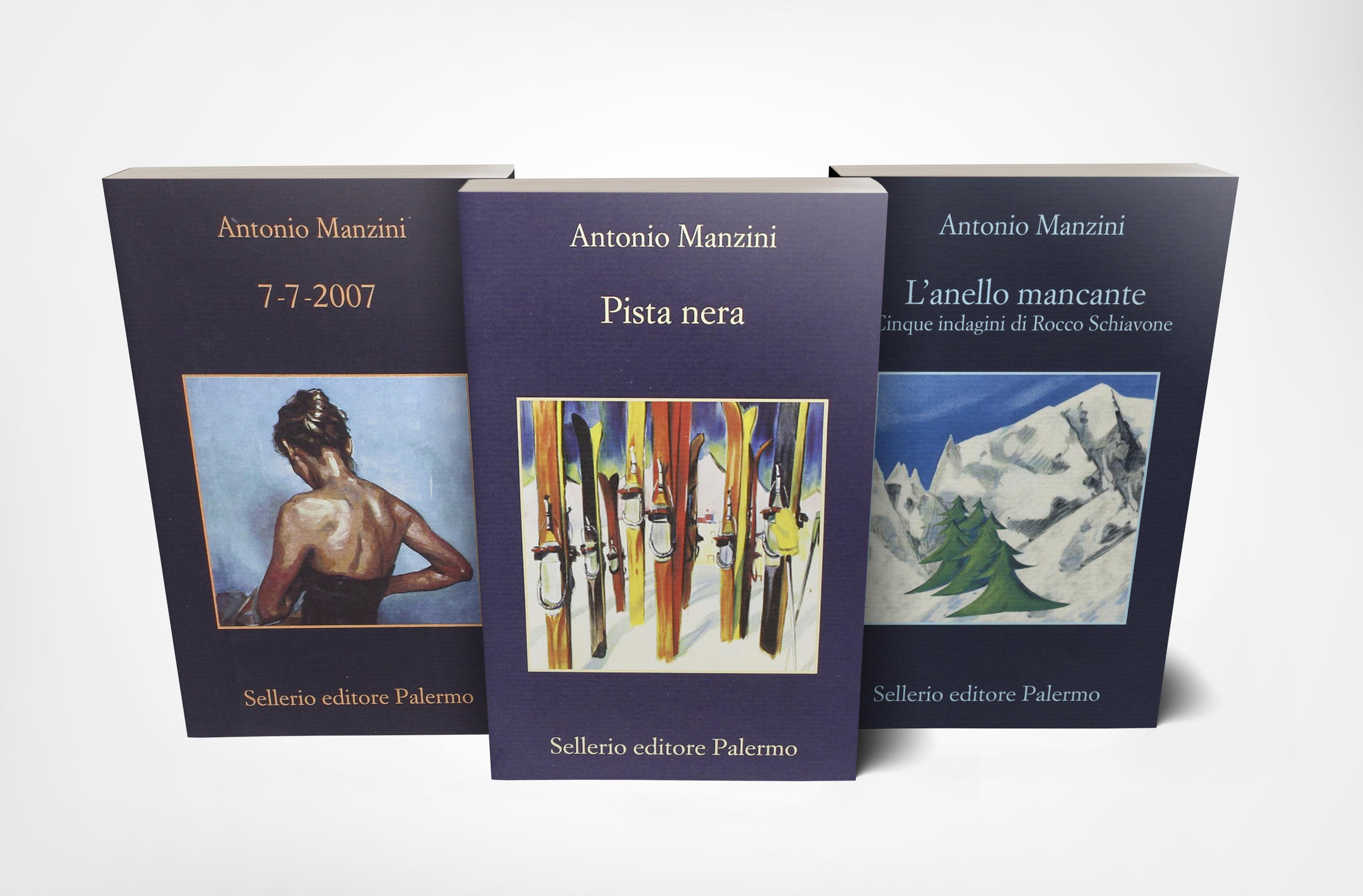 I migliori libri con il vicequestore Rocco Schiavone
