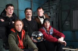 Cast della serie tv Boris