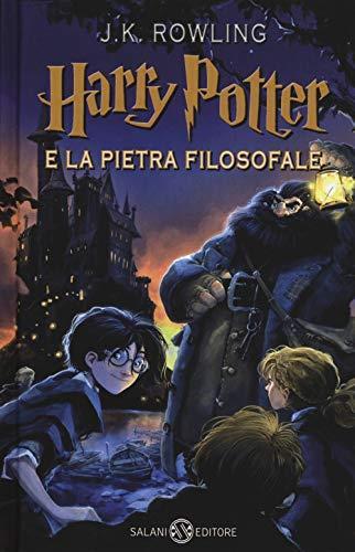 Harry Potter e la pietra filosofale: 1