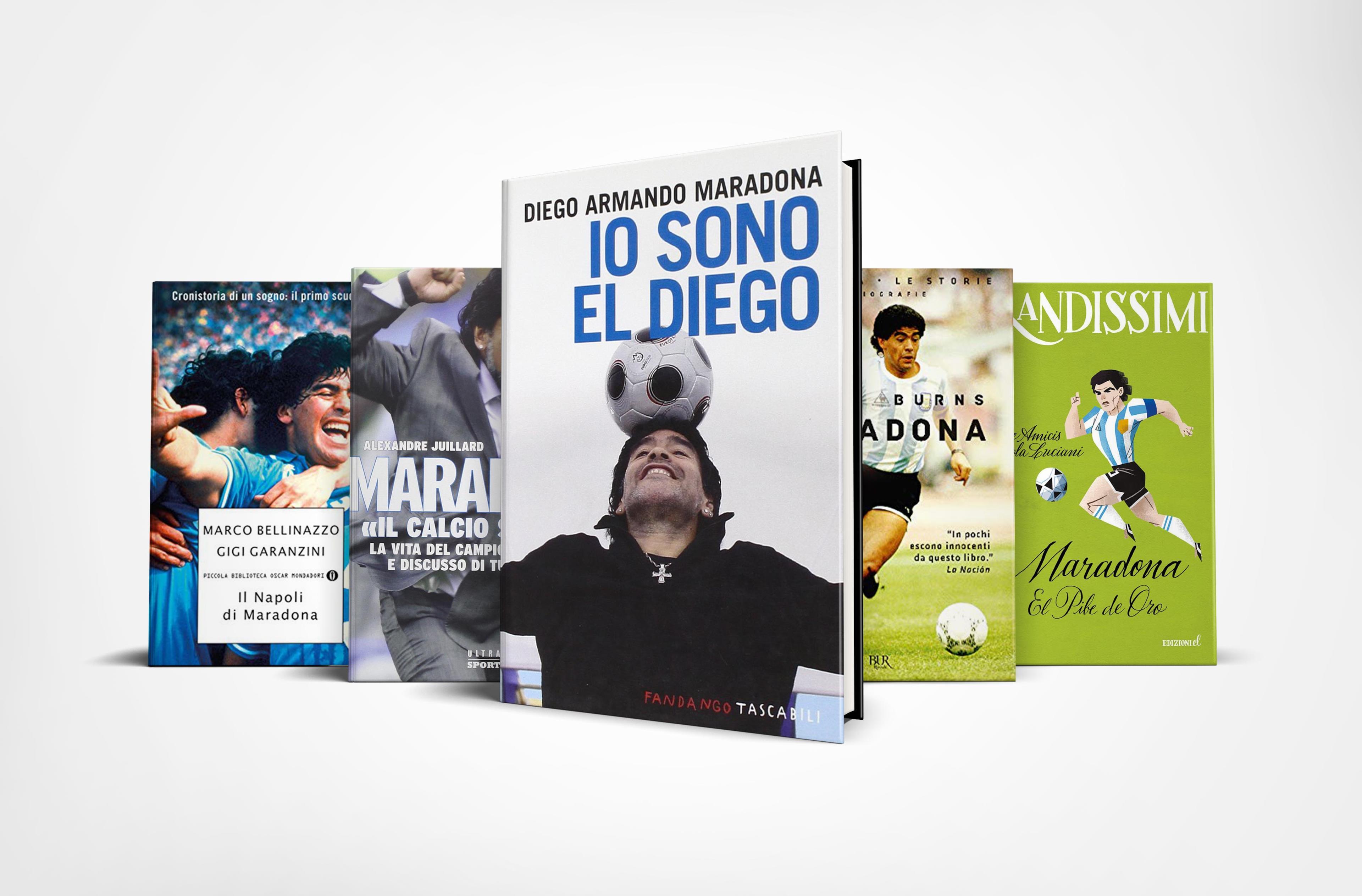 Maradona sorride