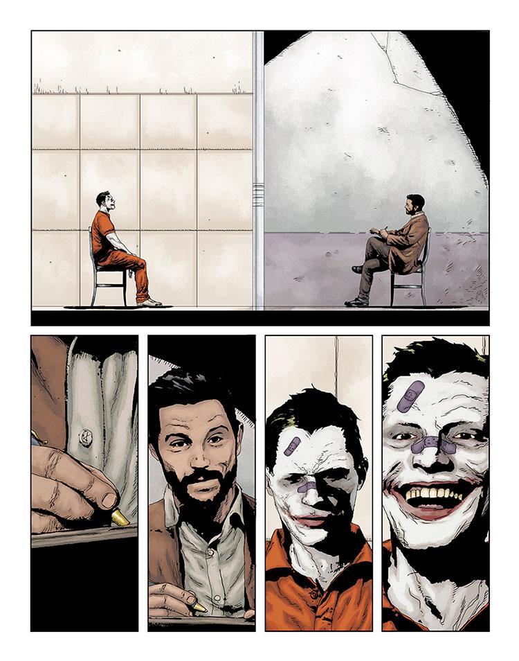 Joker il sorriso che uccide i protagonisti