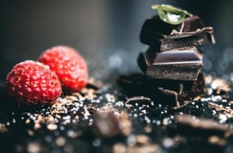 Copertina frasi sul cioccolato