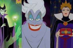 La classifica delle 10 migliori cattive (donne) dei film d'animazione Disney