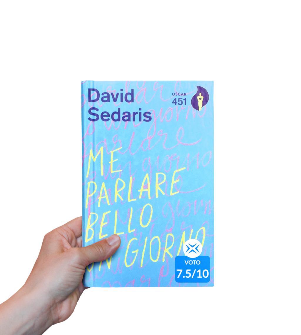 Me parlare bello un giorno di David Sedaris