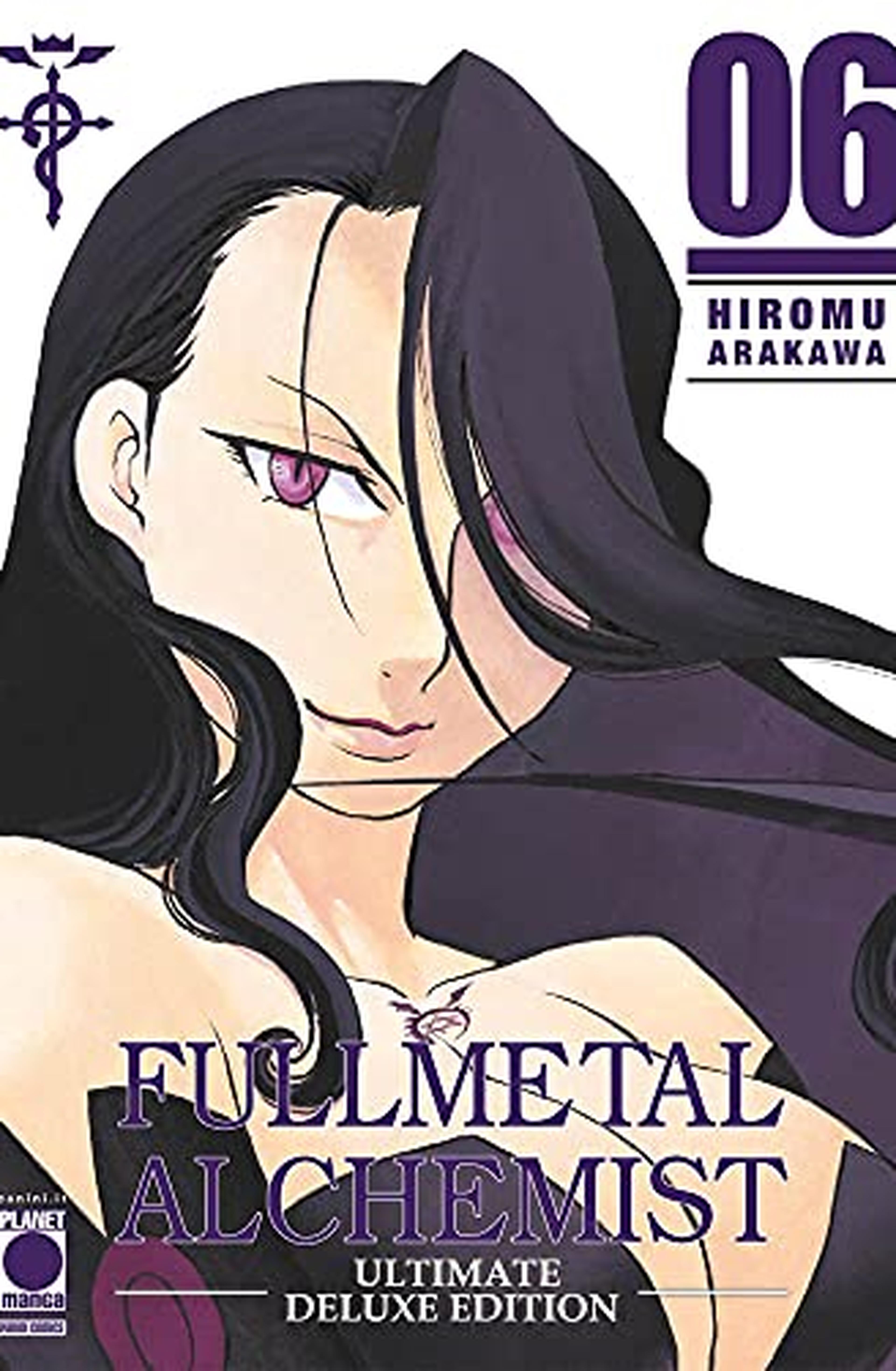 Fullmetal alchemist. Ultimate deluxe edition (Vol. 6)