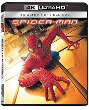 Spiderman 1 (4K+Br)