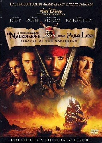Pirati Dei Caraibi - La Maledizione Della Prima Luna (Special Edition) (2 Dvd)