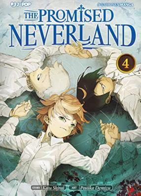 The promised Neverland: 4 (J-POP)