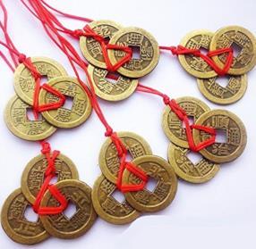 Feng Shui cinese (bronzo)