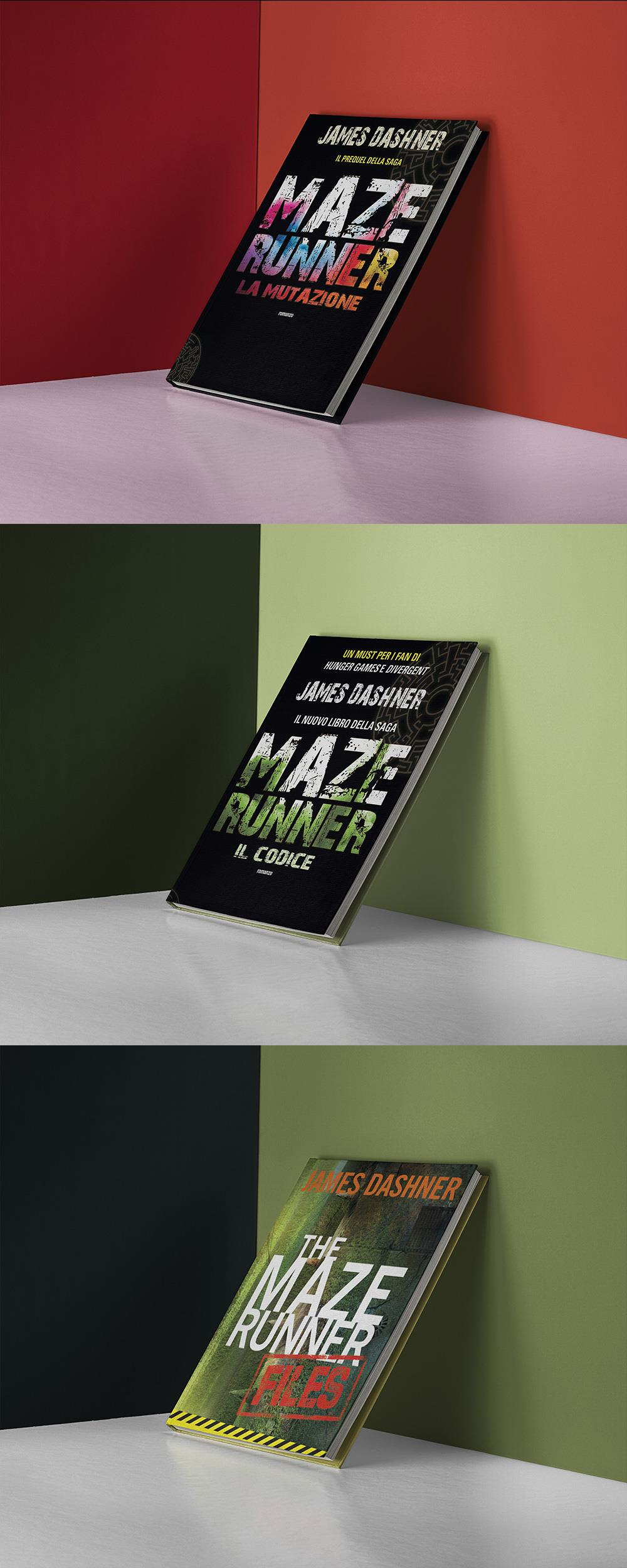 I libri prequel The Maze Runner di James Dashner