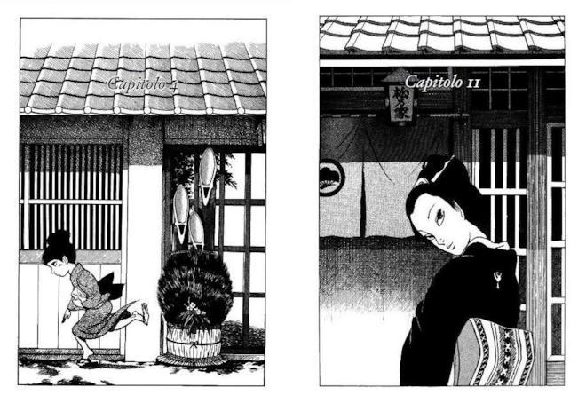 Tsuru in Una Gru Infreddolita - Storia di una Geisha