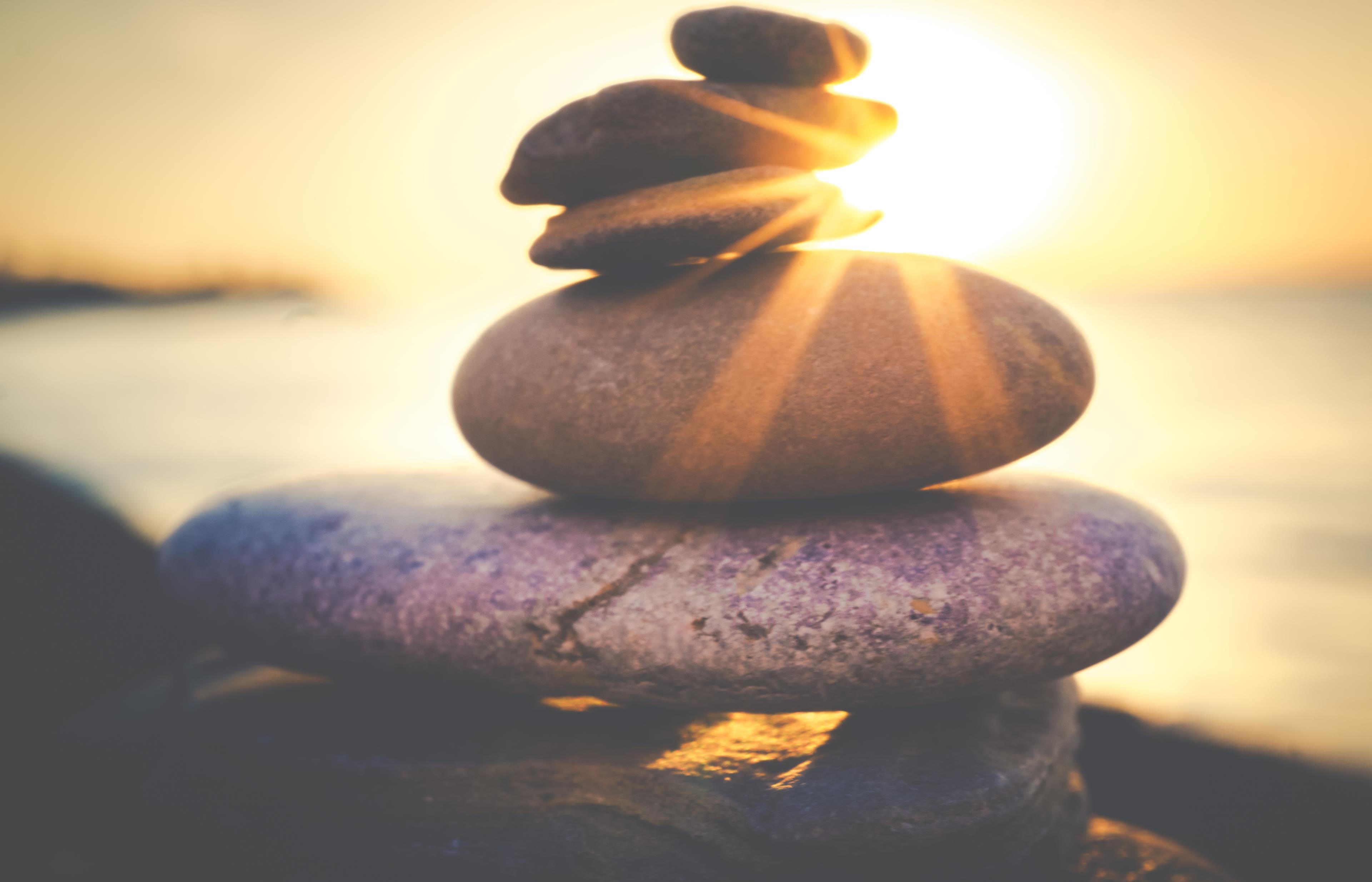 Copertina frasi su benessere e relax