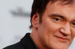 Primo piano di Quentin Tarantino