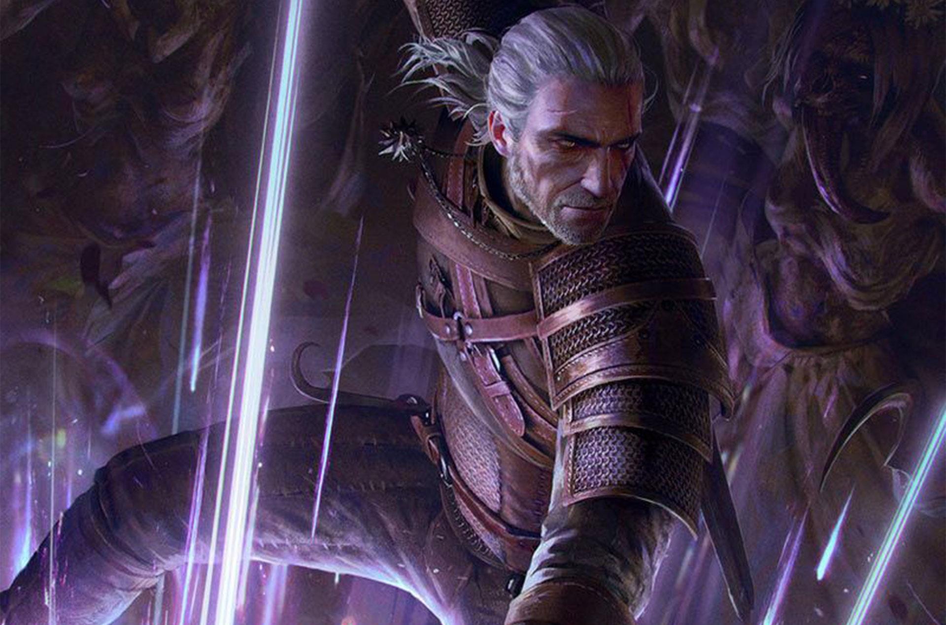 Geralt nel Gwent