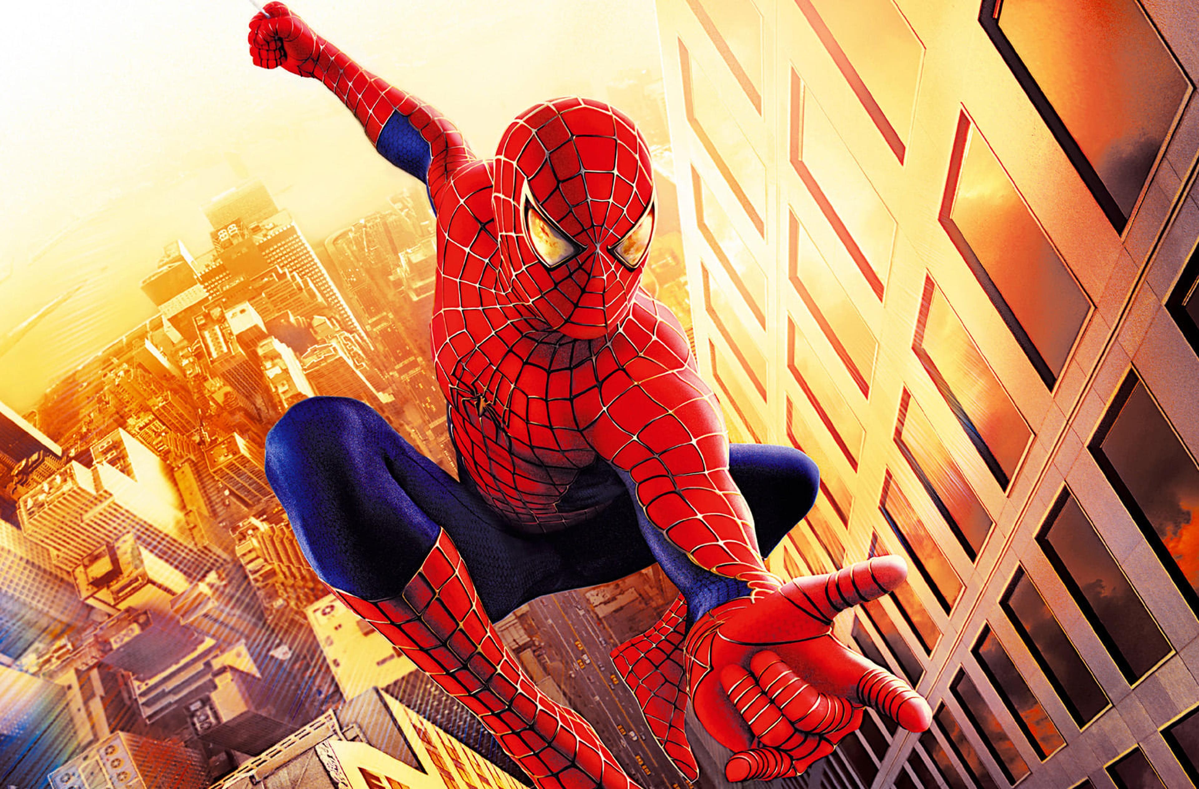Spider-Man film 2002
