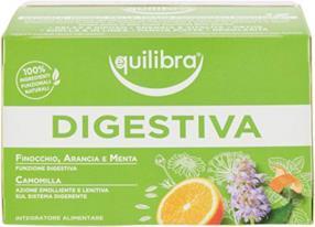 Equilibra Tisana Digestiva, 15 filtri