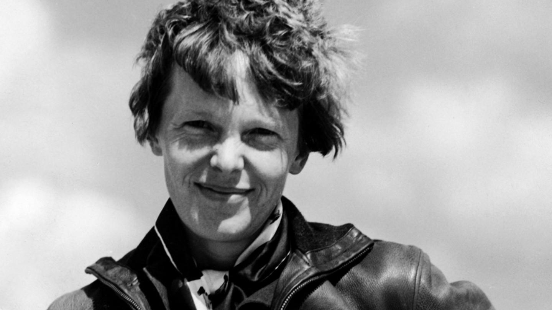 L'aviatrice Amelia Earhart