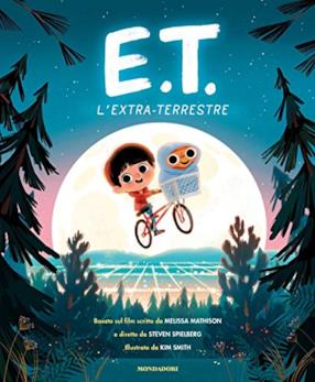 E.T. l'extraterrestre basato sul film