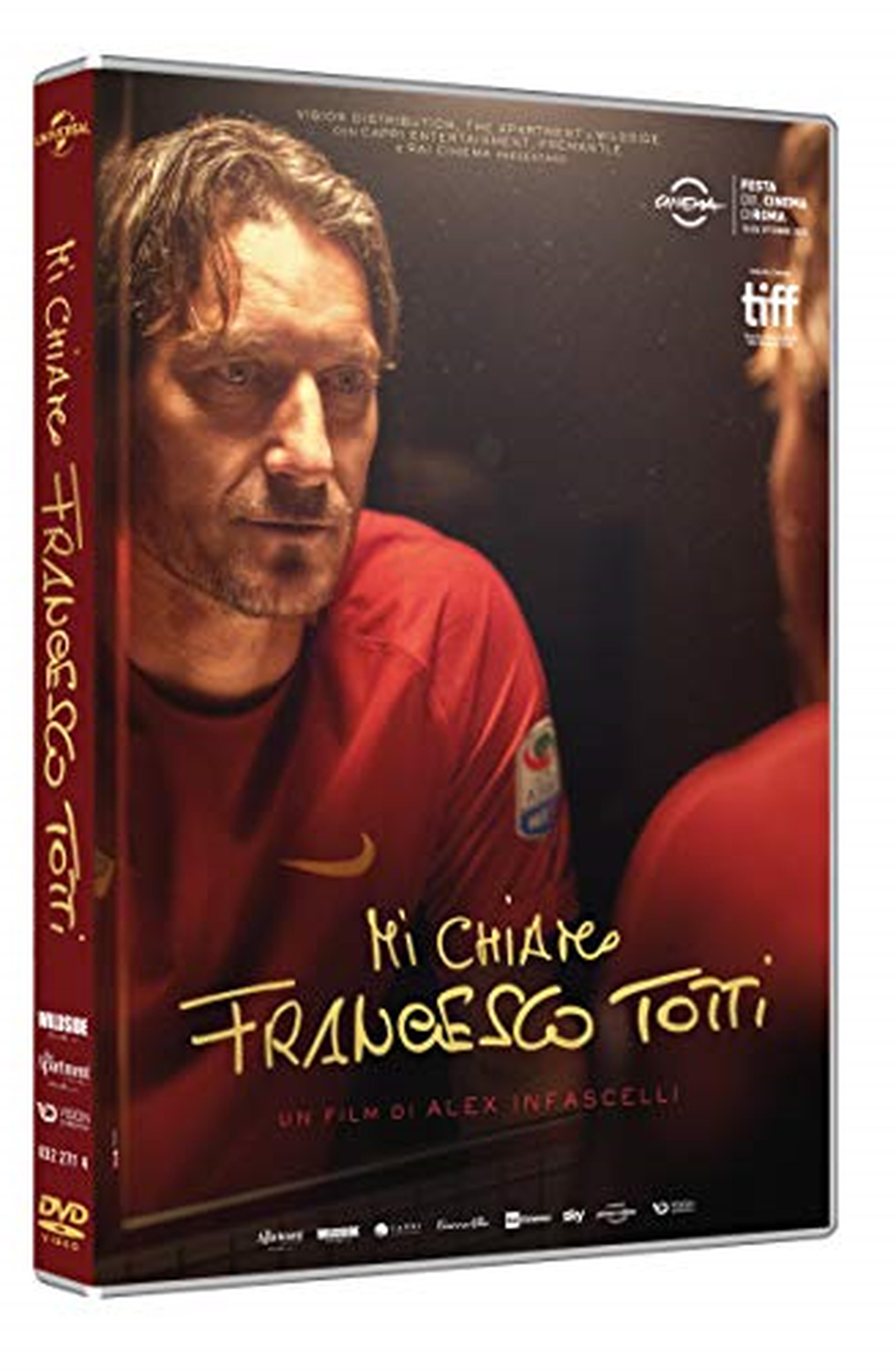 Mi Chiamo Francesco Totti ( DVD)
