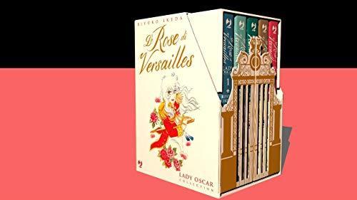 Lady Oscar. Le rose di Versailles. Collection box: 1-5