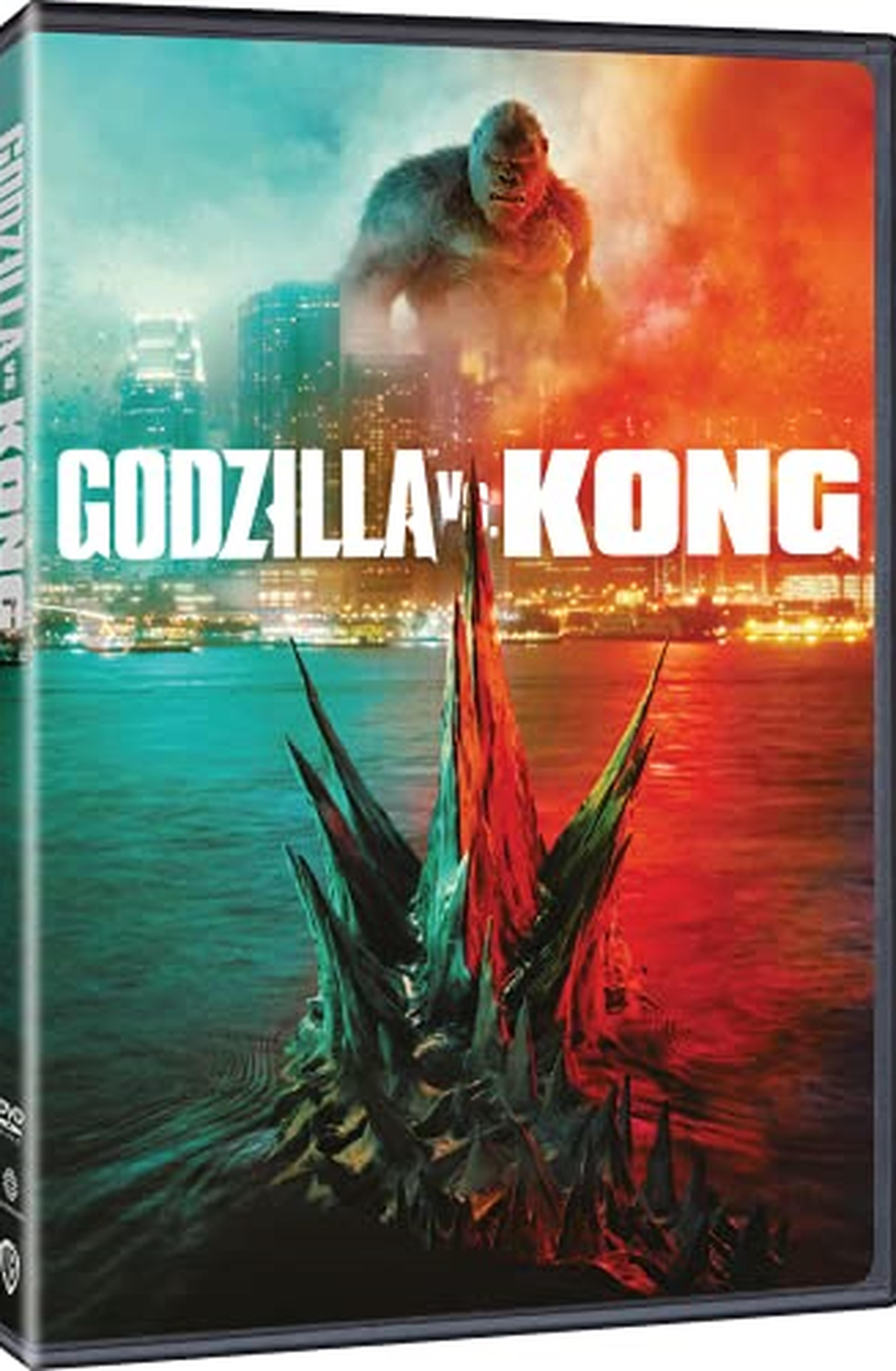 Godzilla vs Kong (DS)