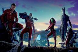 Copertina Guardiani della Galassia