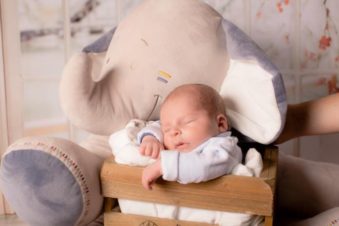 Copertina auguri nascita primo figlio