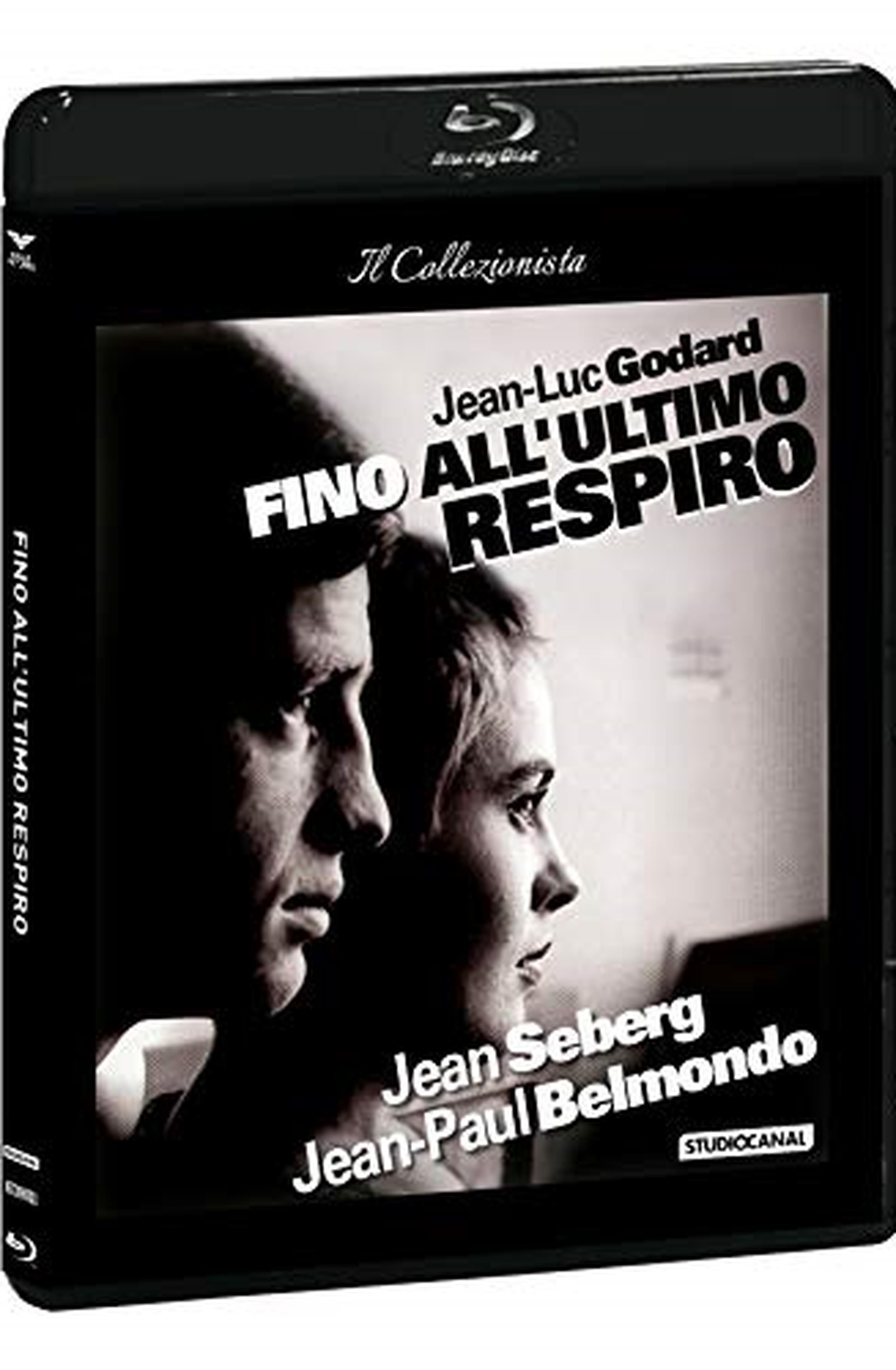 """Fino All'Ultimo Respiro """"Il Collezionista"""" Combo (Br+Dv)"""