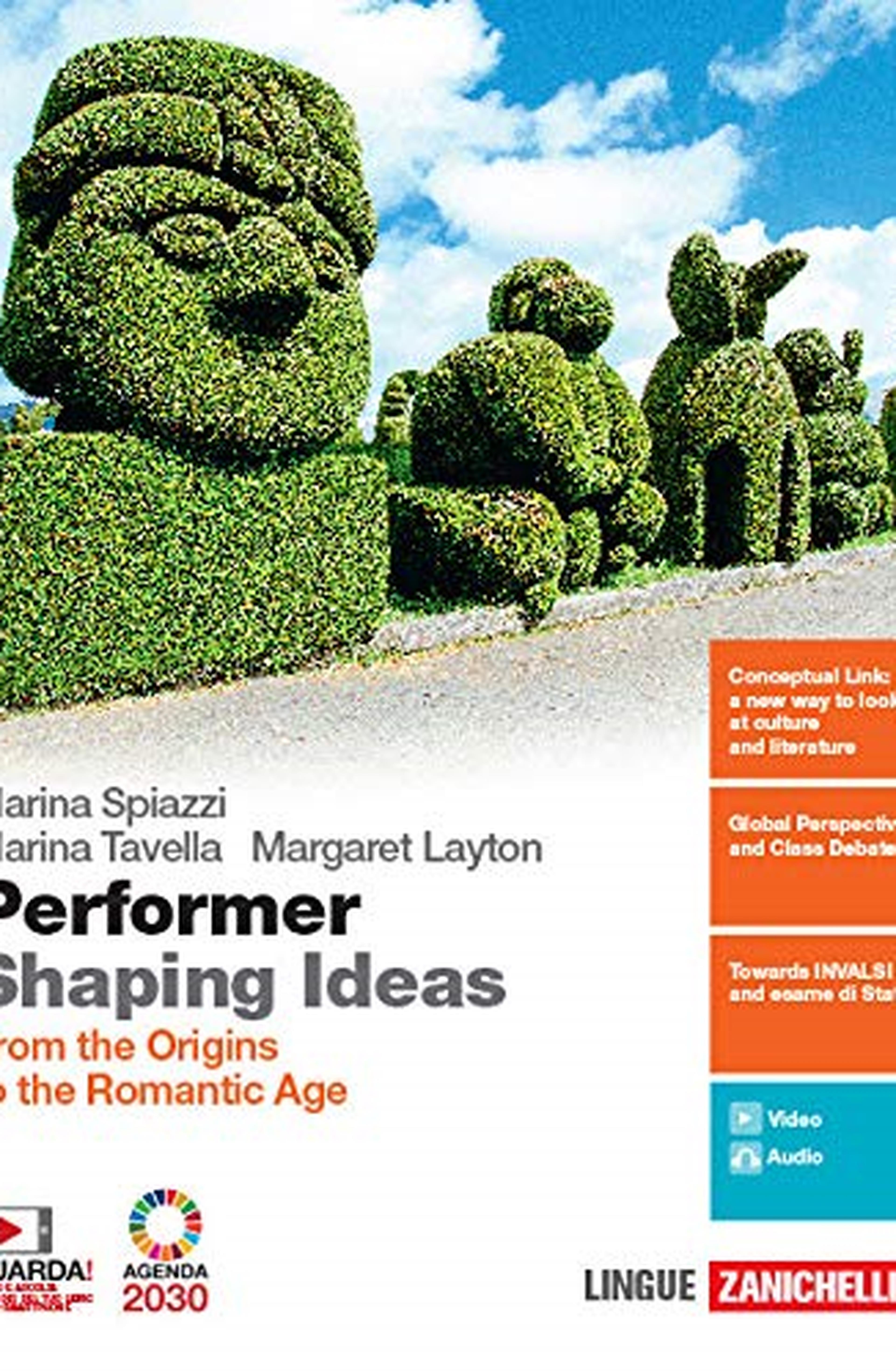 Performer shaping ideas. Per le Scuole superiori. Con e-book. Con espansione online. From the origins to the Romantic Age (Vol. 1)