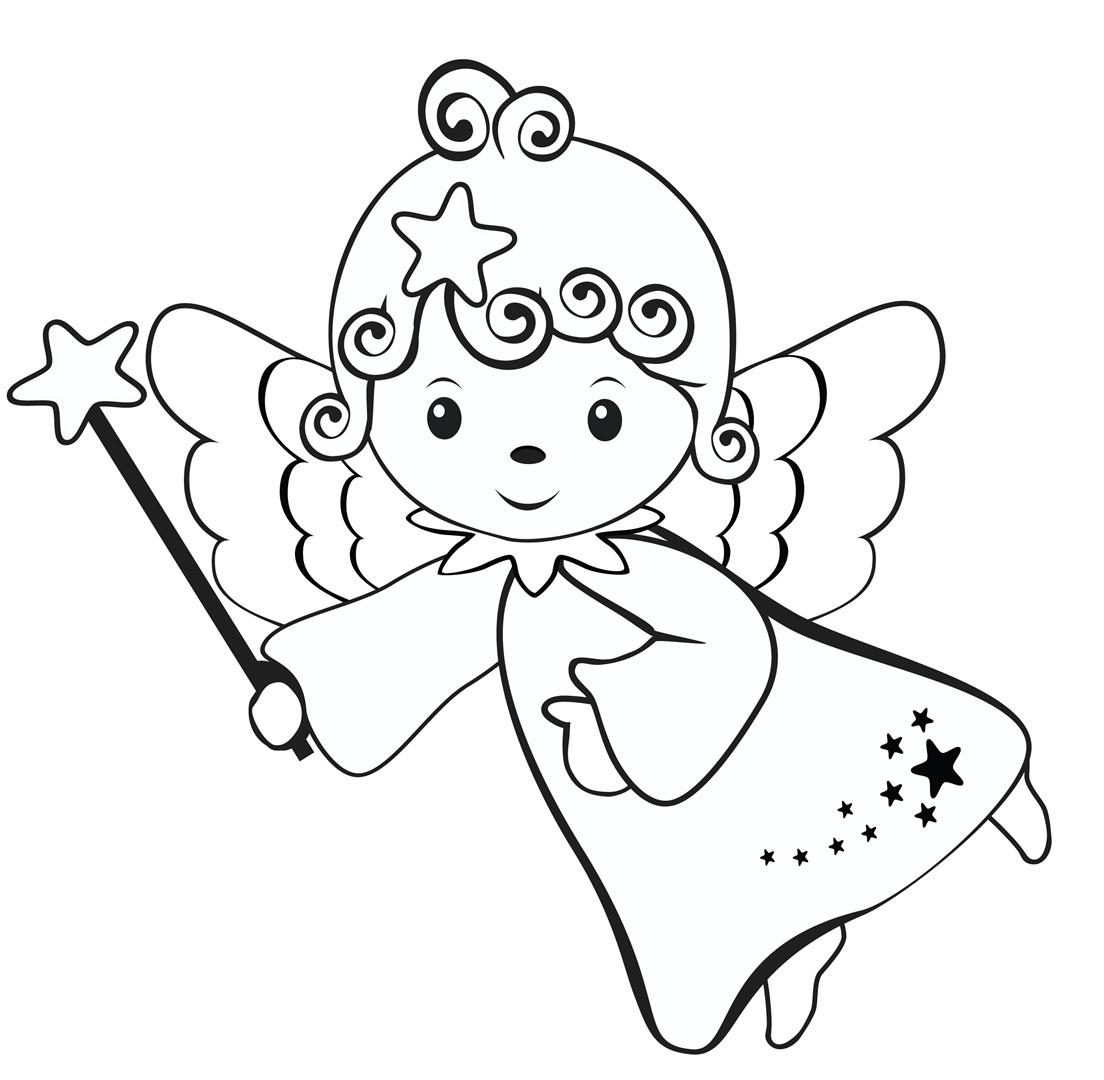 angeli di natale immagini