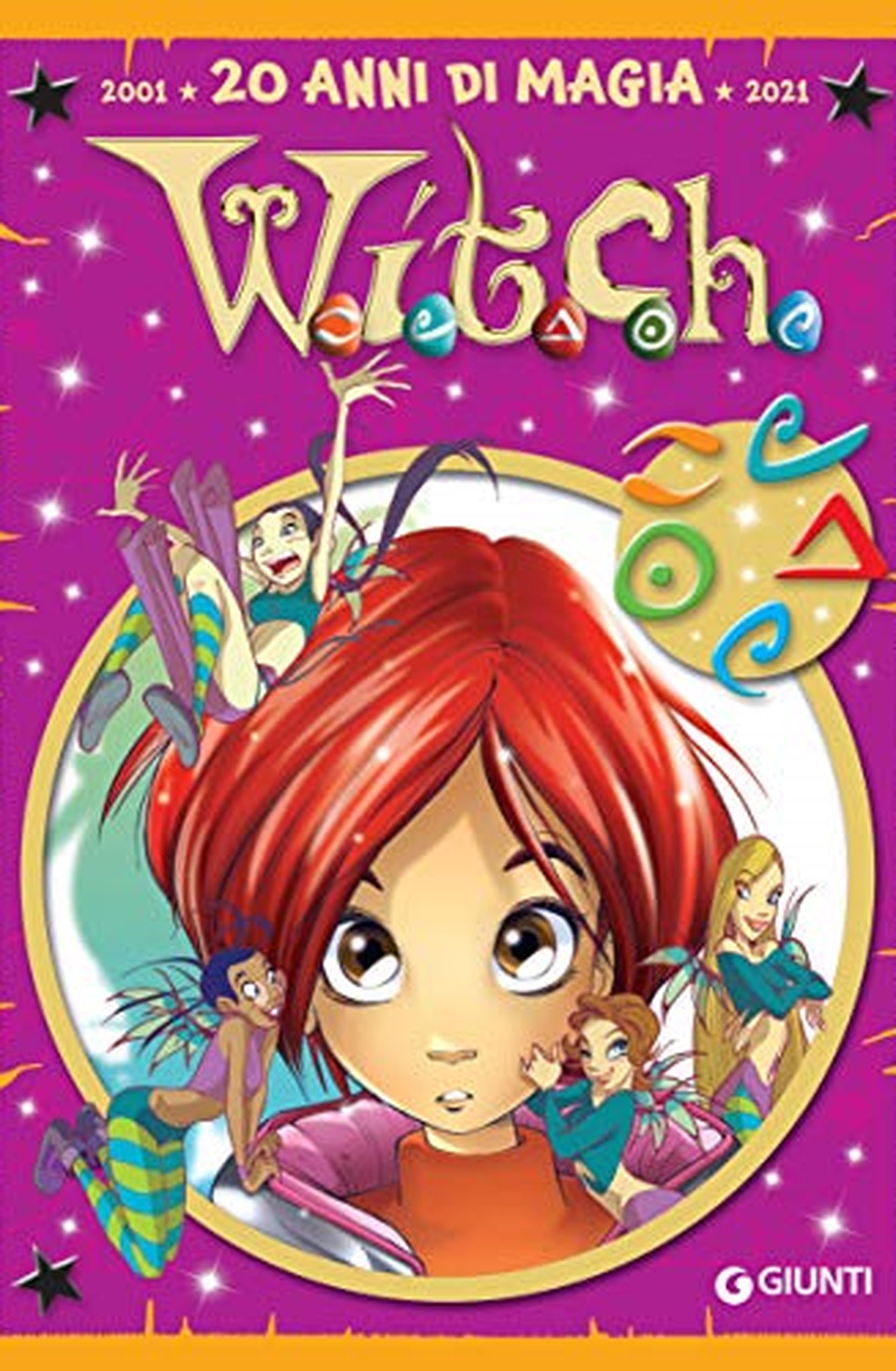 W.i.t.c.h.: 20 anni di magia (Special a fumetti Vol. 11)