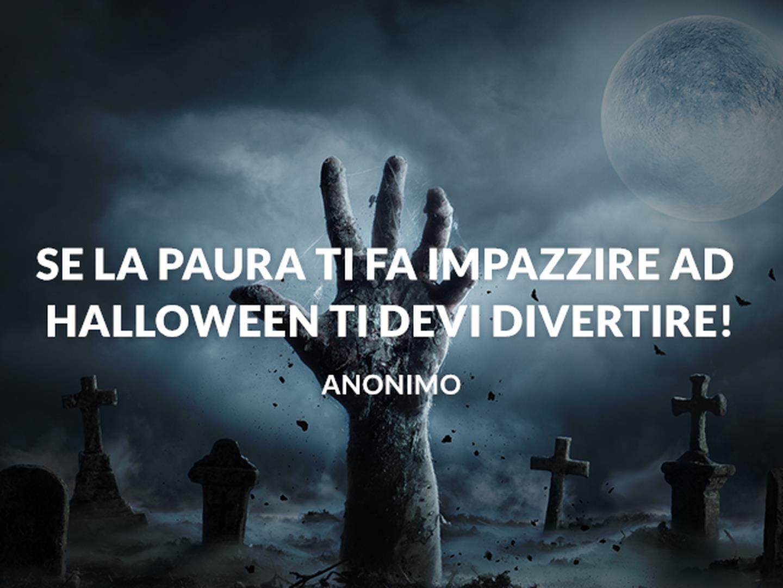 Frasi Halloween Paurose.Frasi Di Halloween