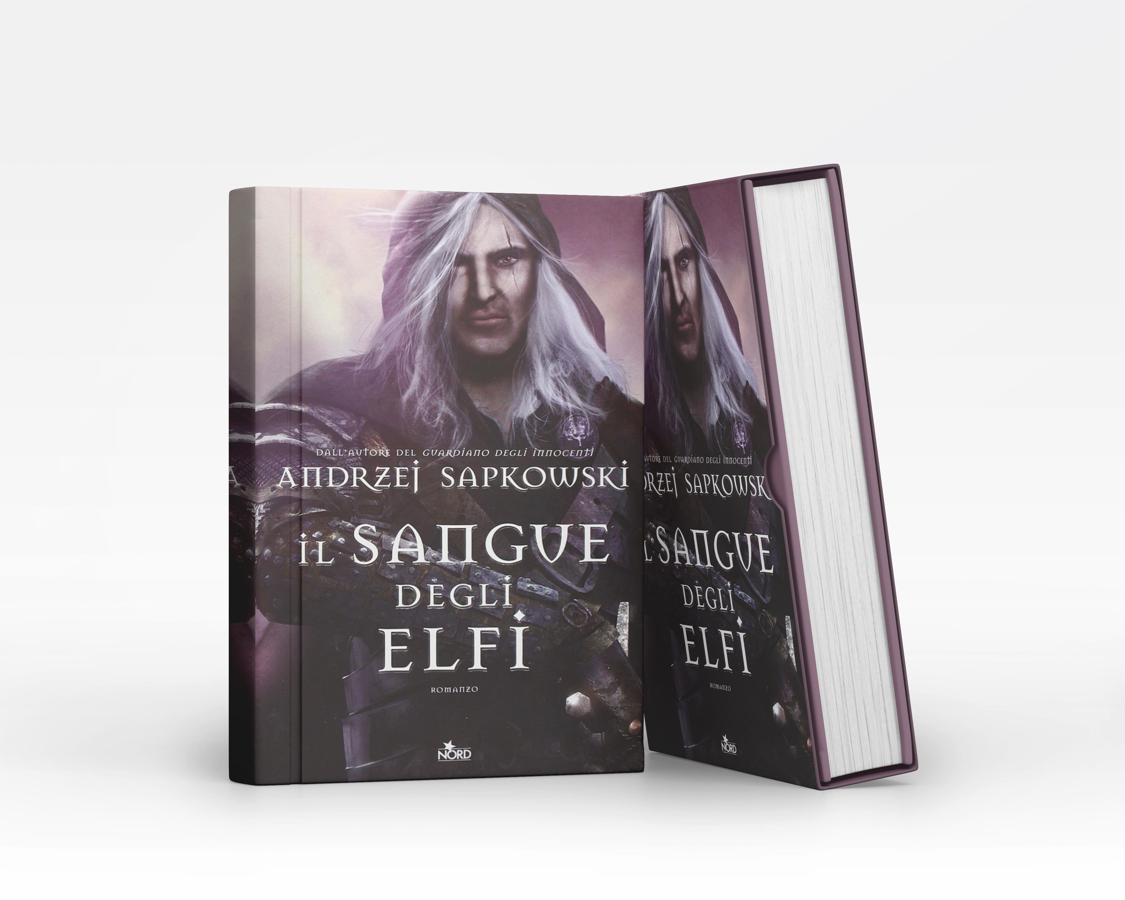 Il sangue degli elfi. The witcher: 3