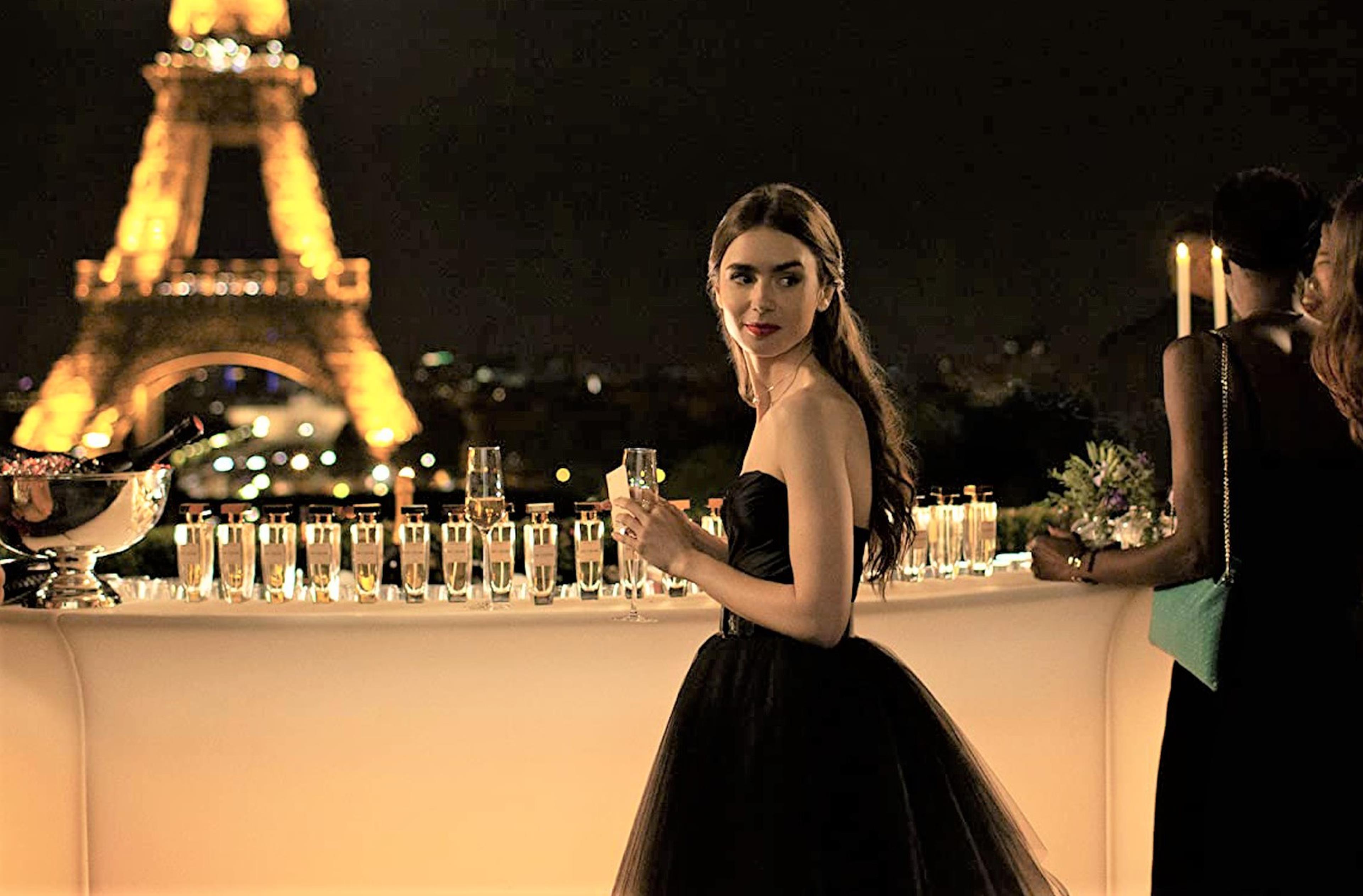 Copertina Emily in Paris