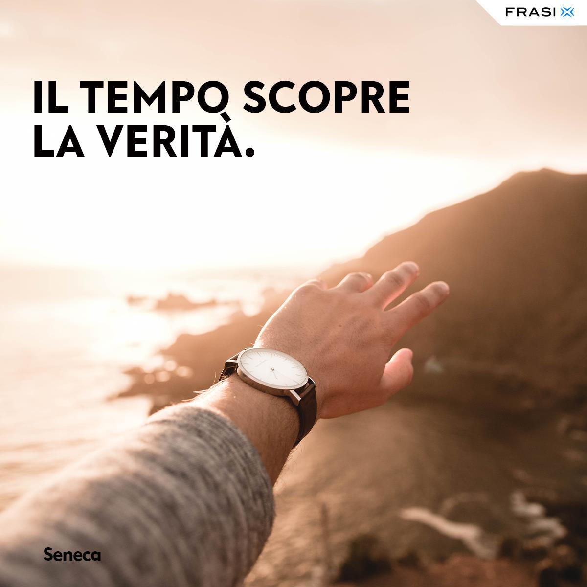 Frasi sul tempo Seneca