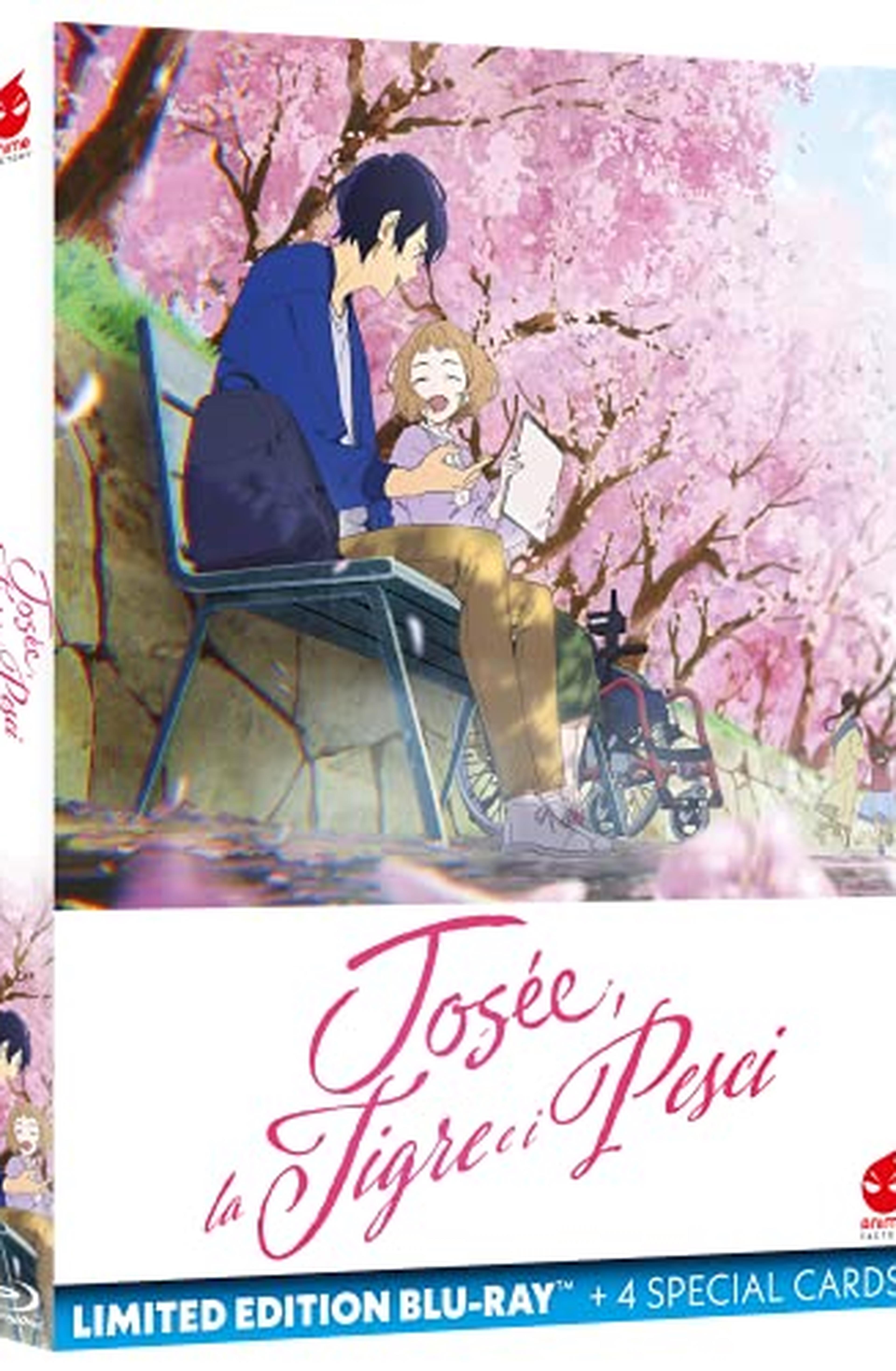 Josée, la Tigre e i Pesci (Edizione Limitata Blu-ray) (Limited Edition) ( Blu Ray)
