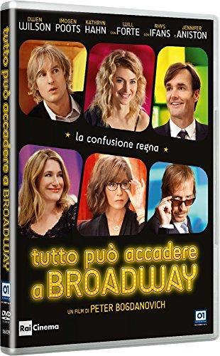 Tutto Può Accadere A Broadway (dvd)