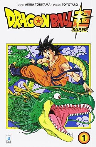 Dragon Ball Super: 1 [Manga]