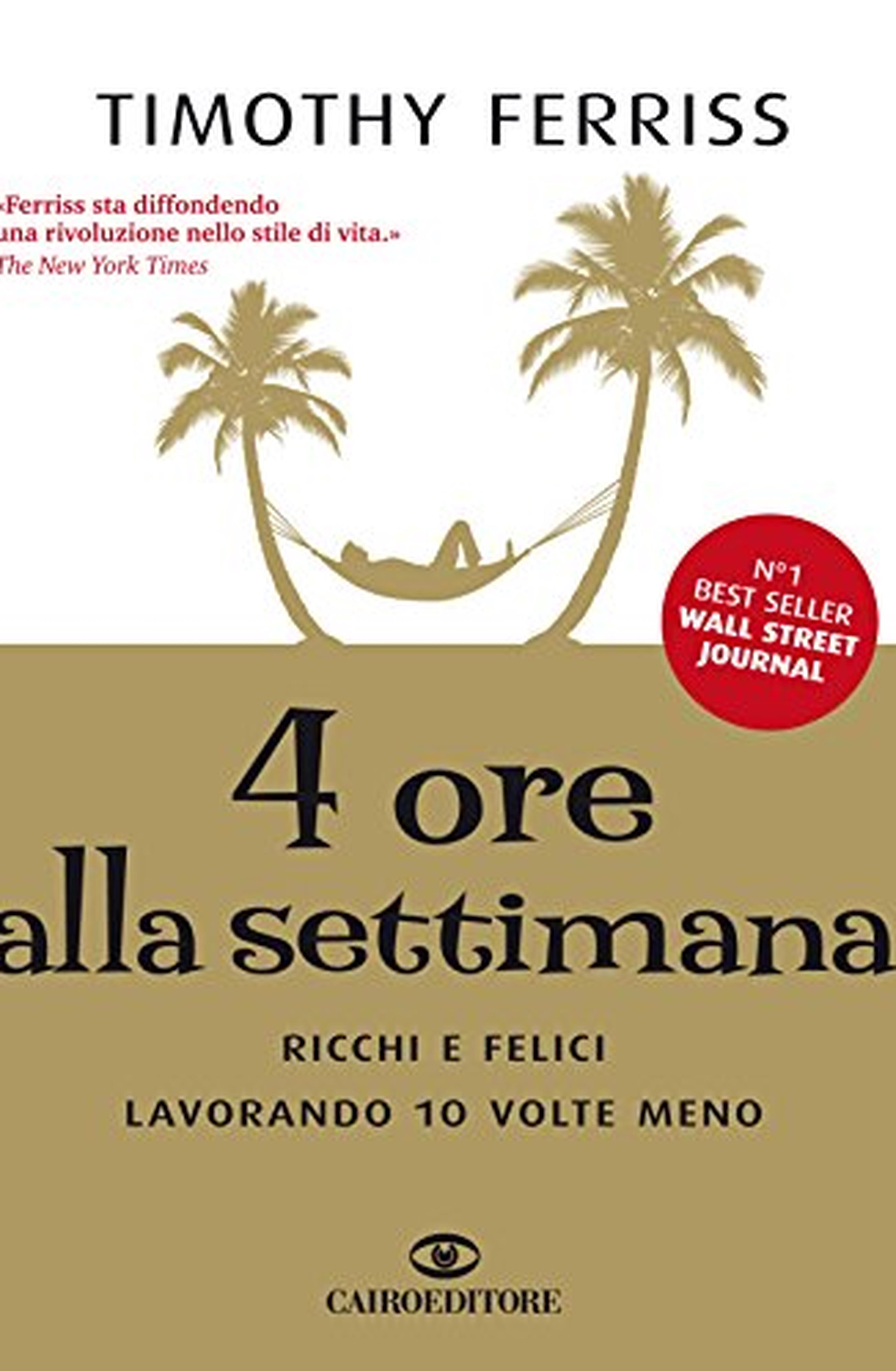 4 ore alla settimana: Ricchi e felici lavorando 10 volte meno (I libri di Tim Ferriss Vol. 1)