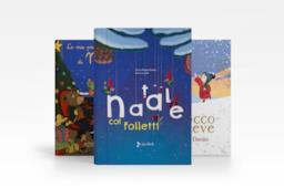 Copertina di libri per Natale ai bambini