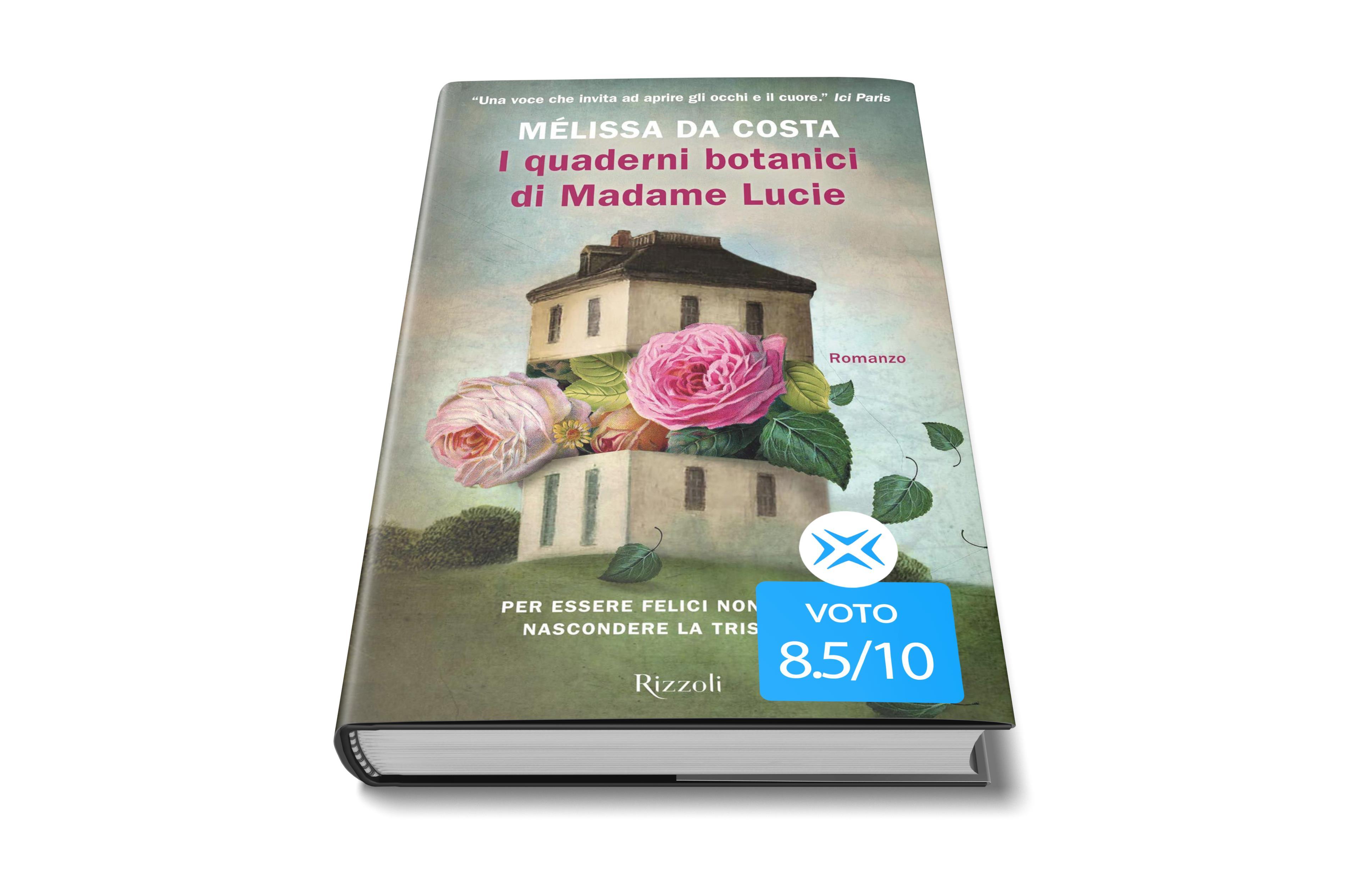 Copertine de I quaderni botanici di Madame Lucie