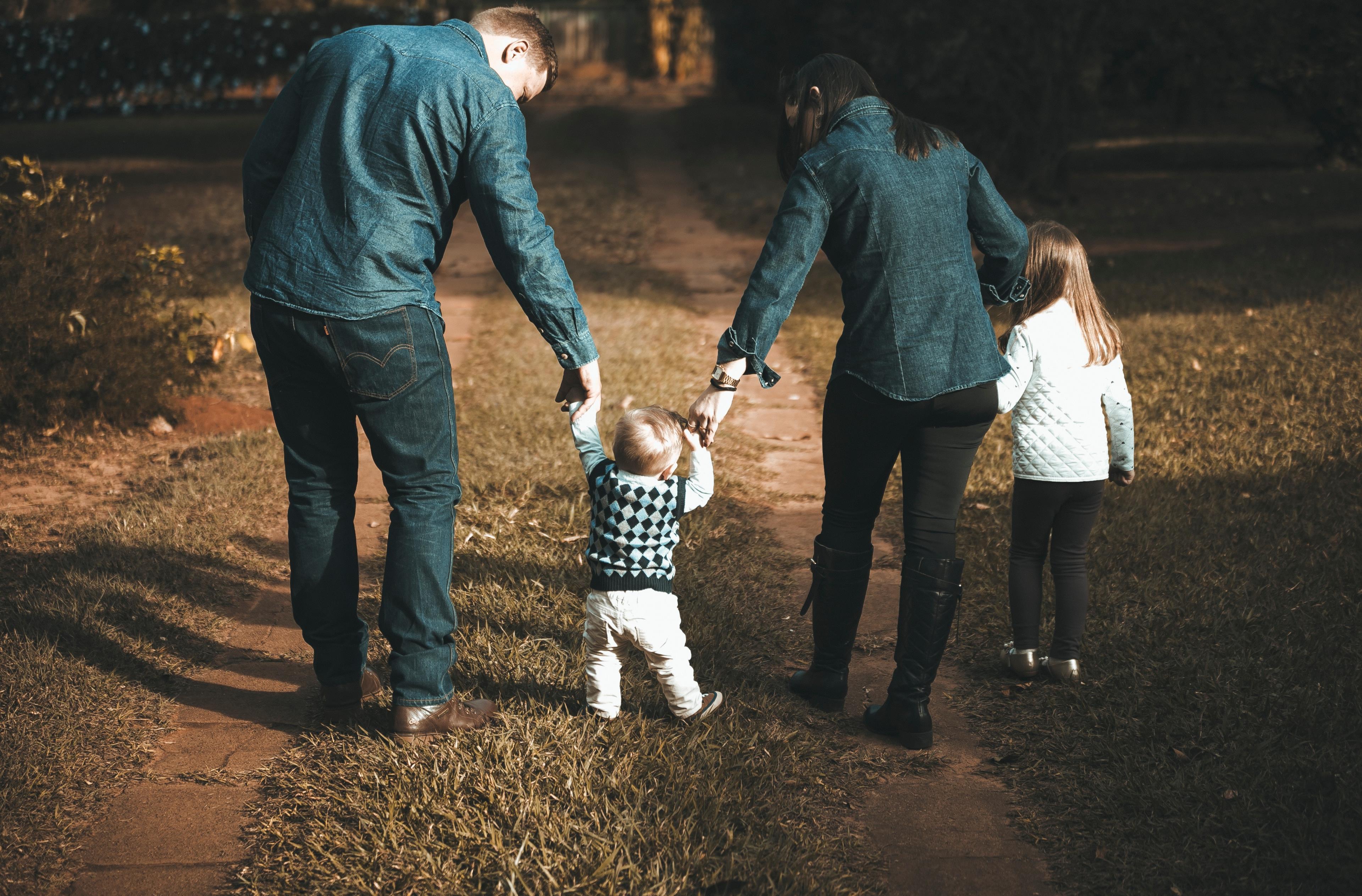 Copertina frasi sulla famiglia unita