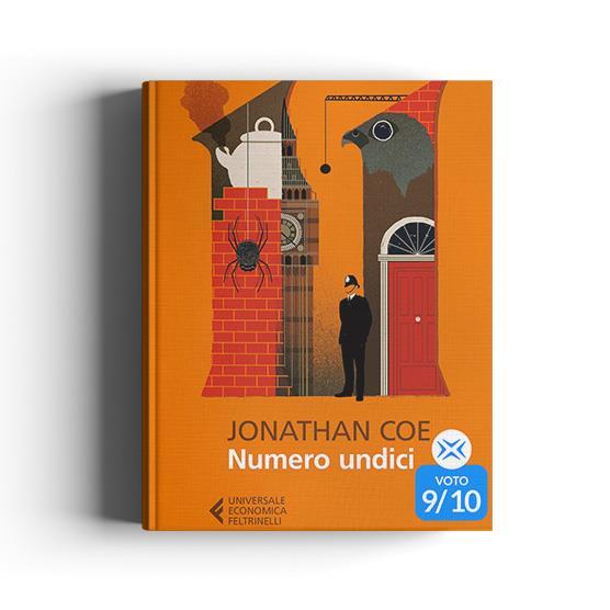 Numero undici libro