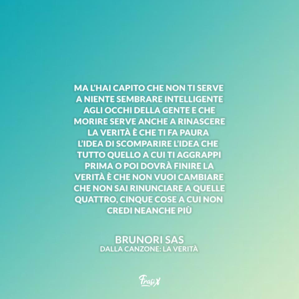 La Verità - Brunori Sas